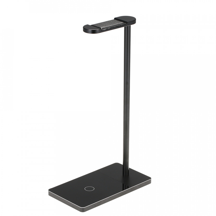 Wireless Charger Fast Charge Headphone Stand Slim Earphone Bracket