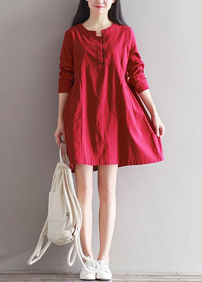 Đầm Babydoll Nữ Trung Hoa 920
