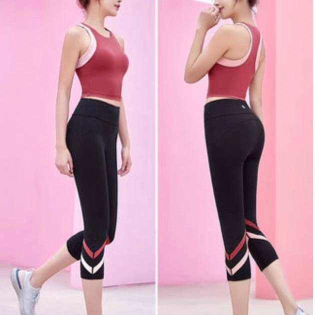 Sét bộ đồ tập Yoga HATHA cao cấp co giãn 4 chiều, cạp cao, áo có mút trong - 8094839 , 4026312781150 , 62_16164361 , 1935000 , Set-bo-do-tap-Yoga-HATHA-cao-cap-co-gian-4-chieu-cap-cao-ao-co-mut-trong-62_16164361 , tiki.vn , Sét bộ đồ tập Yoga HATHA cao cấp co giãn 4 chiều, cạp cao, áo có mút trong
