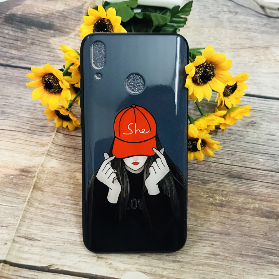 Ốp lưng cho Huawei Y9 2019 cứng bóng in hình kute - Đội mũ đỏ - 816953 , 7440569084654 , 62_15363178 , 165000 , Op-lung-cho-Huawei-Y9-2019-cung-bong-in-hinh-kute-Doi-mu-do-62_15363178 , tiki.vn , Ốp lưng cho Huawei Y9 2019 cứng bóng in hình kute - Đội mũ đỏ