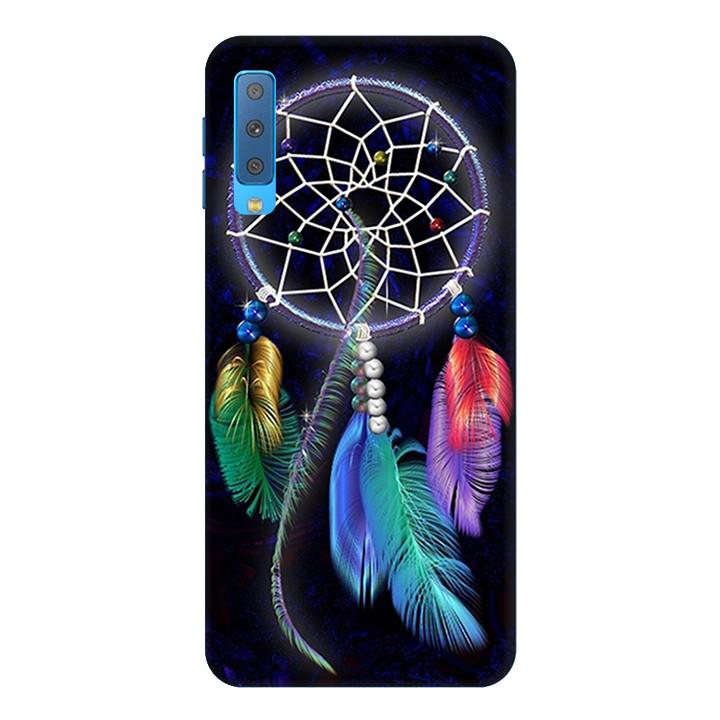 Ốp Lưng Dành Cho Điện Thoại Samsung Galaxy A7 2018 Dreamcatcher Mẫu 4