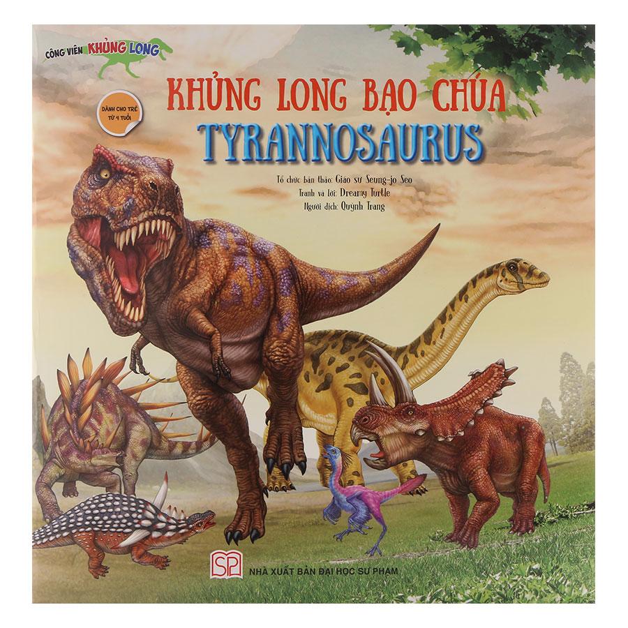 Công Viên Khủng Long - Khủng Long Bạo Chúa Tyrannosaurus - 1074933 , 6622850617098 , 62_10102587 , 45000 , Cong-Vien-Khung-Long-Khung-Long-Bao-Chua-Tyrannosaurus-62_10102587 , tiki.vn , Công Viên Khủng Long - Khủng Long Bạo Chúa Tyrannosaurus