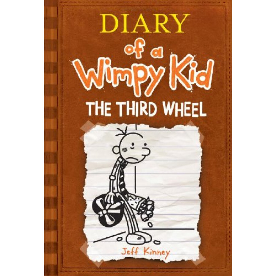 Diary of a Wimpy Kid #7: The Third Wheel