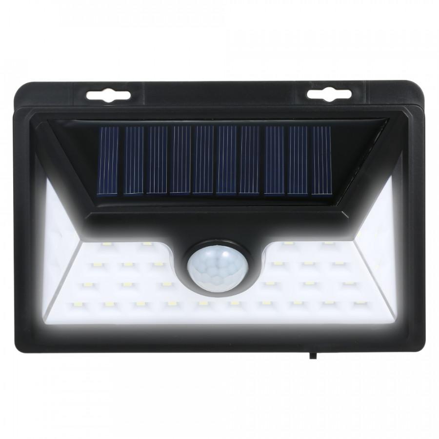 Đèn Tường IP65 Cảm Biến Chuyển Động (6W) (34 Đèn LED)