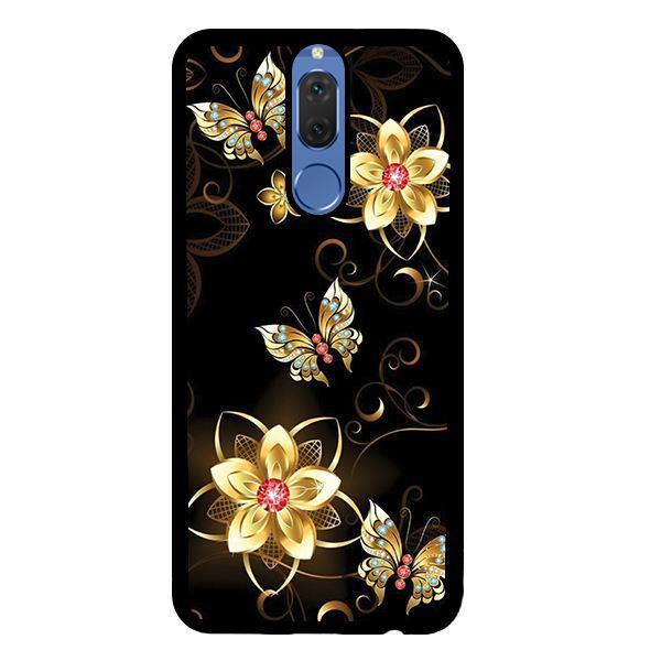 Ốp lưng dành cho điện thoại Huawei Nova 2i Bướm Hoa Vàng