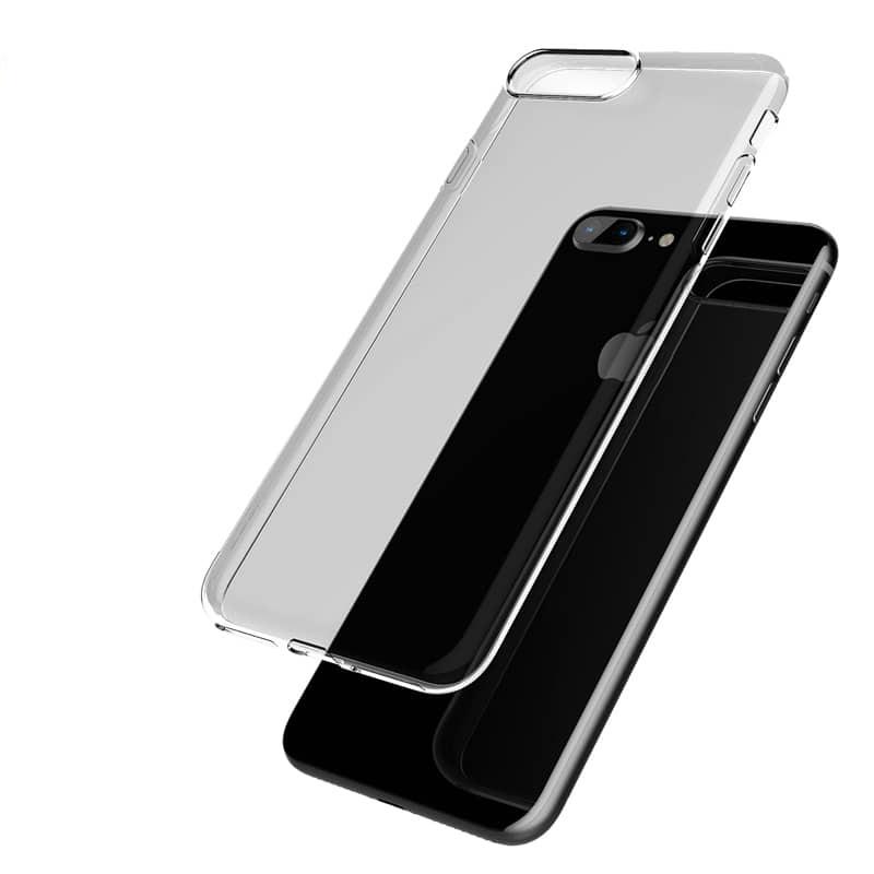 Ốp lưng dẻo dành cho iPhone 7 Plus / iPhone 8 Plus Rock công nghệ Air Cushion - Hàng chính hãng