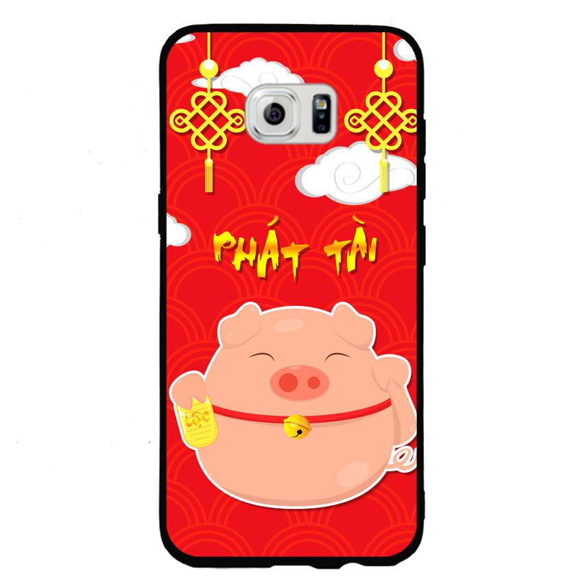 Ốp Lưng Viền TPU cho điện thoại Samsung Galaxy S6 Edge - Pig Phát Tài - 4545379 , 1027819046486 , 62_15027596 , 200000 , Op-Lung-Vien-TPU-cho-dien-thoai-Samsung-Galaxy-S6-Edge-Pig-Phat-Tai-62_15027596 , tiki.vn , Ốp Lưng Viền TPU cho điện thoại Samsung Galaxy S6 Edge - Pig Phát Tài