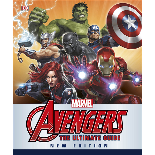 Marvel Avengers Ultimate Guide New Edition - 970619 , 6109515585676 , 62_2376607 , 594000 , Marvel-Avengers-Ultimate-Guide-New-Edition-62_2376607 , tiki.vn , Marvel Avengers Ultimate Guide New Edition