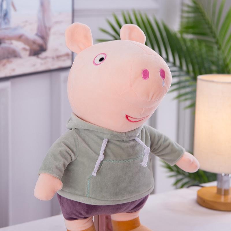 Gấu Bông Heo Pig ICHIGO Áo Xanh 40cm Quà Tặng Siêu Hot