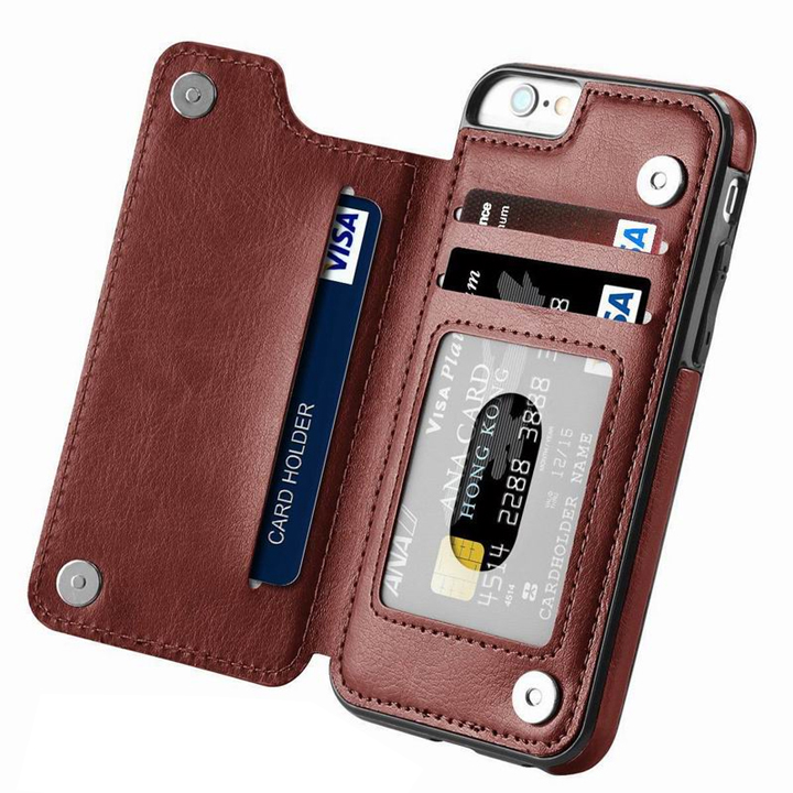Bao da Iphone X, Xs, Xs Max, 6,7,8, Plus kiêm ví đựng tiền, thẻ, card rất tiện lợi - 2113788 , 4507508771532 , 62_13372580 , 385000 , Bao-da-Iphone-X-Xs-Xs-Max-678-Plus-kiem-vi-dung-tien-the-card-rat-tien-loi-62_13372580 , tiki.vn , Bao da Iphone X, Xs, Xs Max, 6,7,8, Plus kiêm ví đựng tiền, thẻ, card rất tiện lợi
