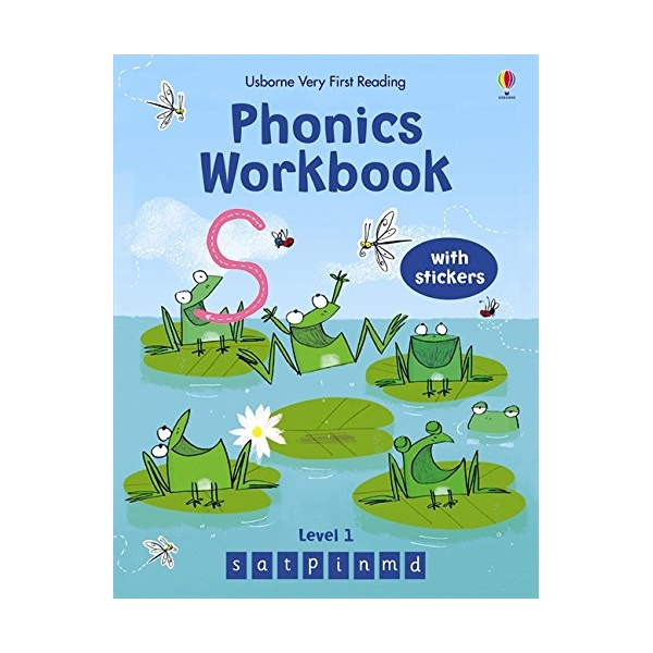 Phonics Workbook 1 Very First Reading - 1639636 , 4380575910673 , 62_11385026 , 223000 , Phonics-Workbook-1-Very-First-Reading-62_11385026 , tiki.vn , Phonics Workbook 1 Very First Reading