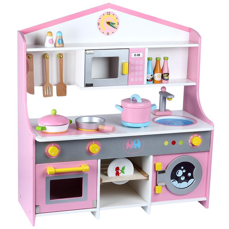 Bộ đồ chơi nhà bếp cho bé bằng gỗ cao cấp 72cm - 7321622 , 1218705683100 , 62_15083951 , 2600000 , Bo-do-choi-nha-bep-cho-be-bang-go-cao-cap-72cm-62_15083951 , tiki.vn , Bộ đồ chơi nhà bếp cho bé bằng gỗ cao cấp 72cm