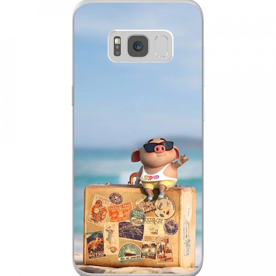 Ốp Lưng Cho Điện Thoại Samsung Galaxy S8 Plus - Mẫu aheocon 88
