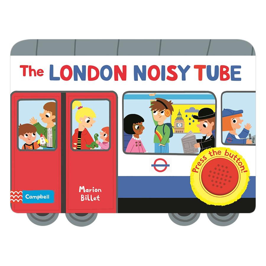 The London Noisy Tube - 1088391 , 4403127511675 , 62_3937139 , 264000 , The-London-Noisy-Tube-62_3937139 , tiki.vn , The London Noisy Tube