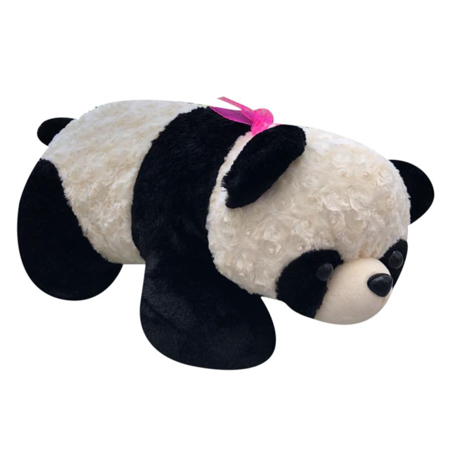 Gấu Trúc Panda Nằm Nhồi Bông (50cm)