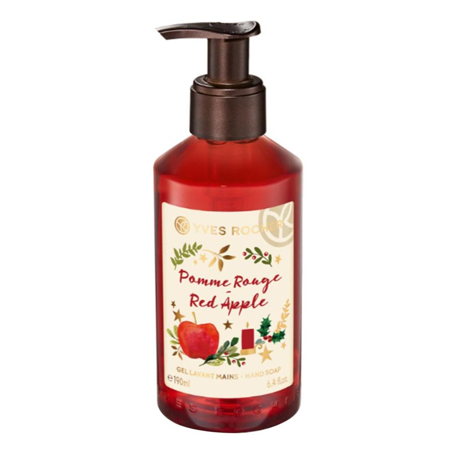 Nước Rửa Tay Yves Rocher Pommer Rouge Red Apple 190ml