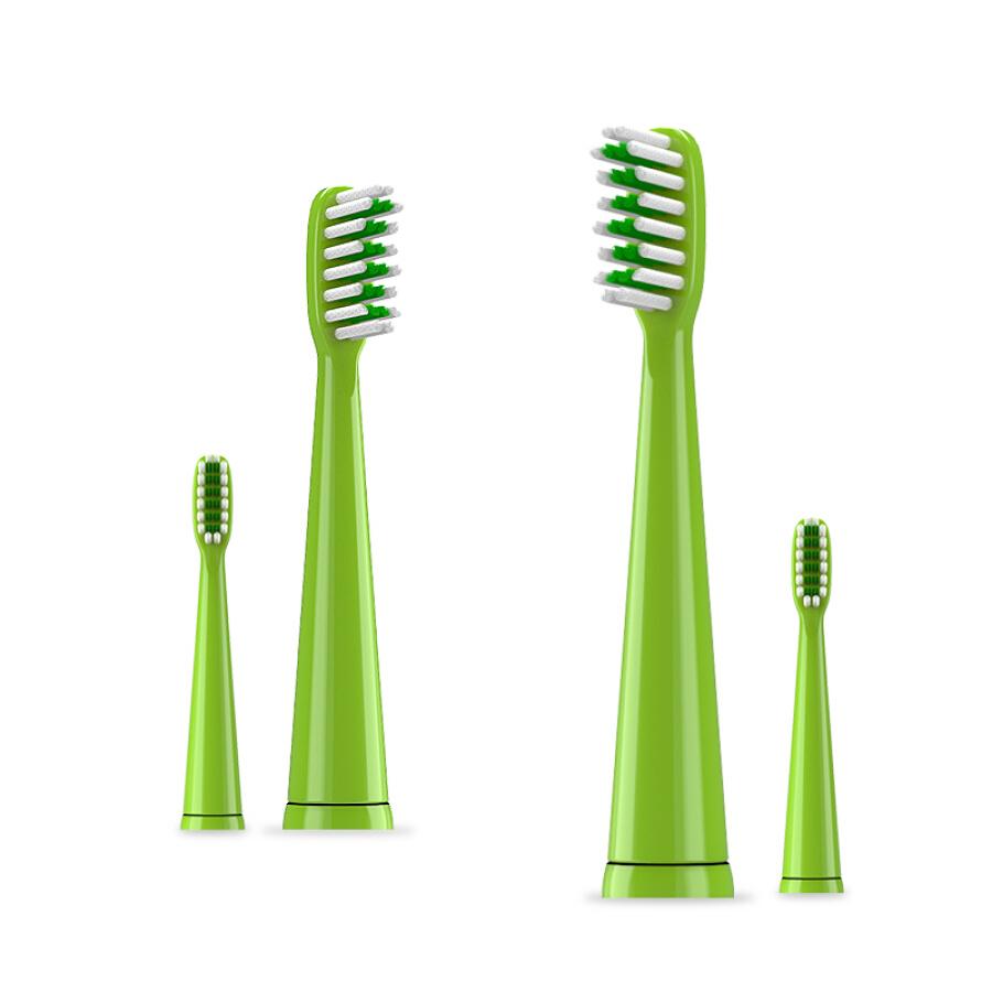 Bayer BAIR toothbrush head adult original brush head soft hair brush head X1s plus series X1s+ matching special type 4 sticks