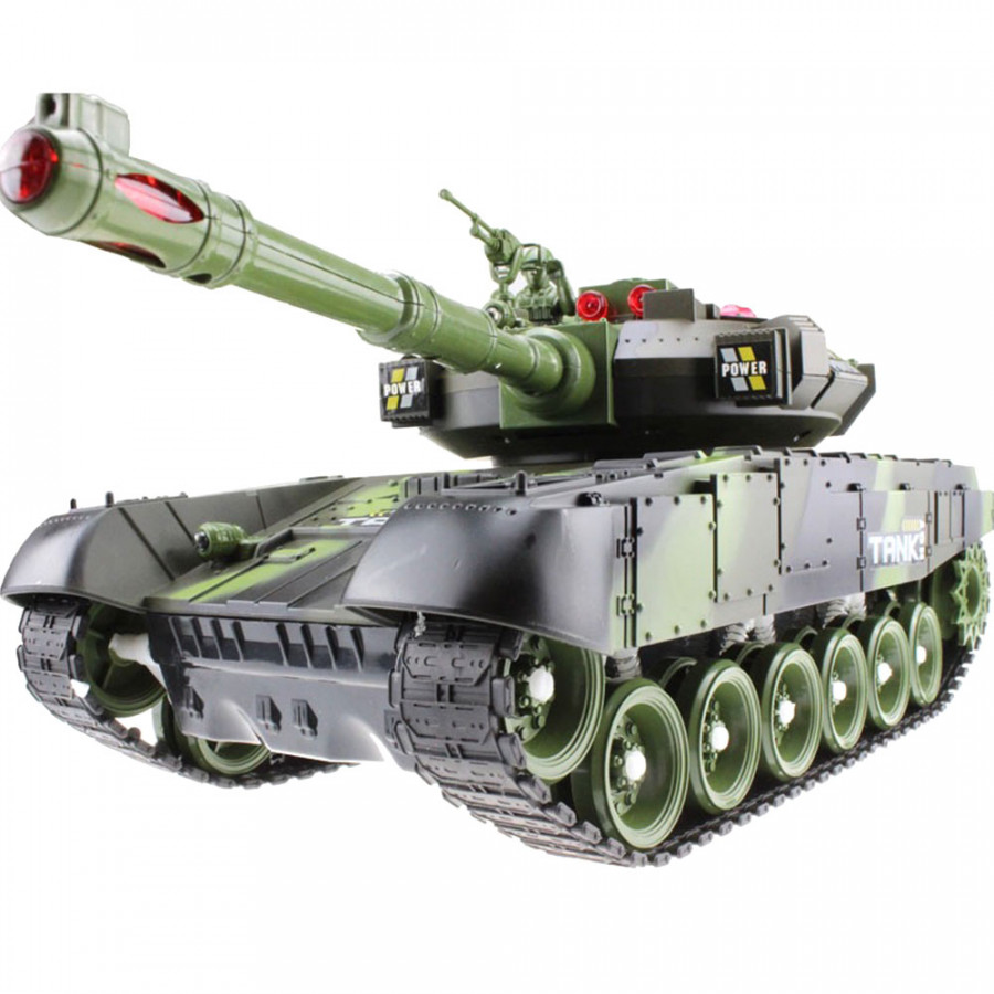 Remote Control Tank Tank Car Model Funny Model Multicolor Cultivate Interest Beginning Ability