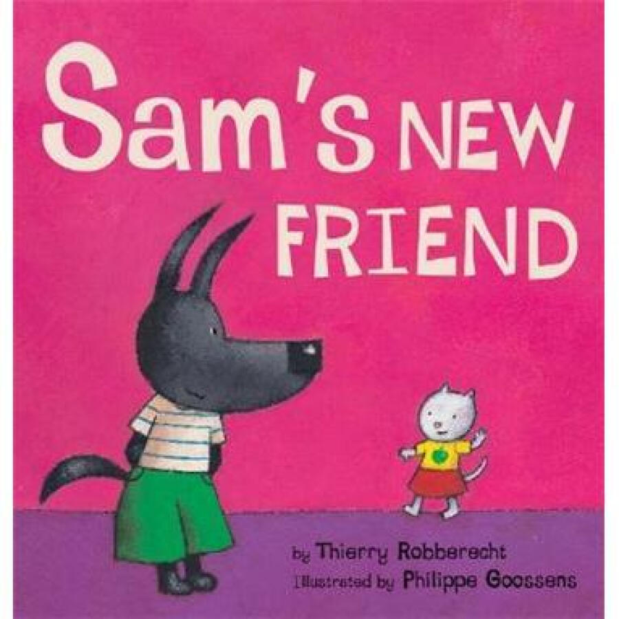 Sams New Friend - 1236696 , 4439428942290 , 62_5267373 , 1526000 , Sams-New-Friend-62_5267373 , tiki.vn , Sams New Friend