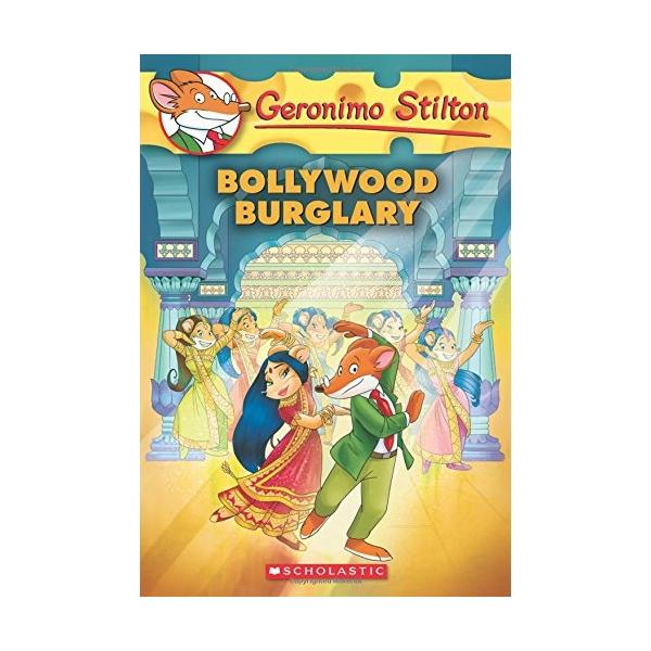Bollywood Burglary: Gs #65 - 1704748 , 8455139107106 , 62_11846679 , 246000 , Bollywood-Burglary-Gs-65-62_11846679 , tiki.vn , Bollywood Burglary: Gs #65