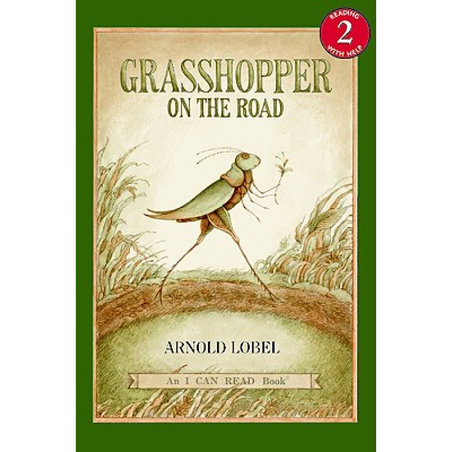 Grasshopper on the Road (I Can Read Level 2) - 1225762 , 7566708946185 , 62_5235723 , 107000 , Grasshopper-on-the-Road-I-Can-Read-Level-2-62_5235723 , tiki.vn , Grasshopper on the Road (I Can Read Level 2)
