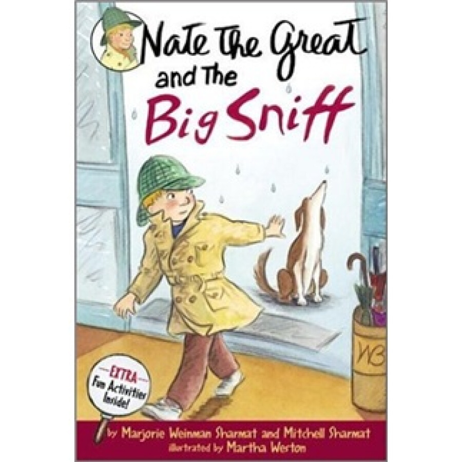 Nate the Great and the Big Sniff - 1244624 , 1036398853156 , 62_5295547 , 144000 , Nate-the-Great-and-the-Big-Sniff-62_5295547 , tiki.vn , Nate the Great and the Big Sniff
