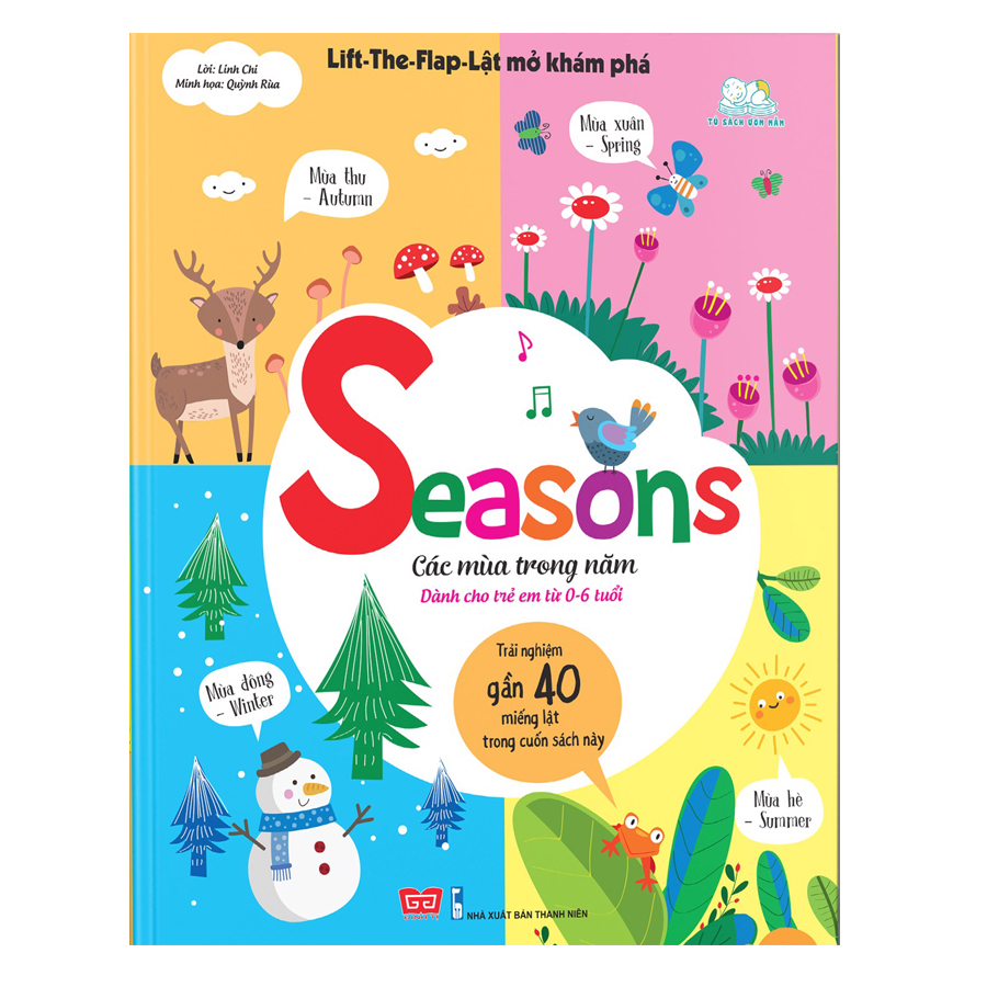 Sách Tương Tác - Lift-The-Flap-Lật mở khám phá - Seasons - Các mùa trong năm - 926721 , 2088763371559 , 62_11428486 , 168000 , Sach-Tuong-Tac-Lift-The-Flap-Lat-mo-kham-pha-Seasons-Cac-mua-trong-nam-62_11428486 , tiki.vn , Sách Tương Tác - Lift-The-Flap-Lật mở khám phá - Seasons - Các mùa trong năm
