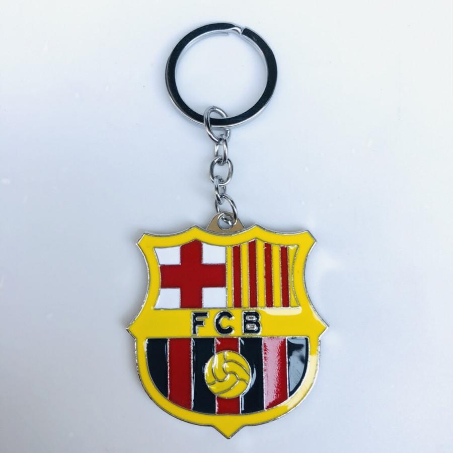 Móc Khóa Câu Lạc Bộ Barcelona Hili HL200134