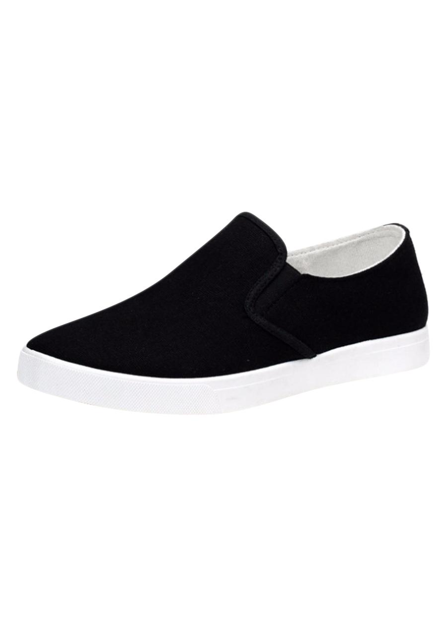 Giày Lười Vải Nam GV3