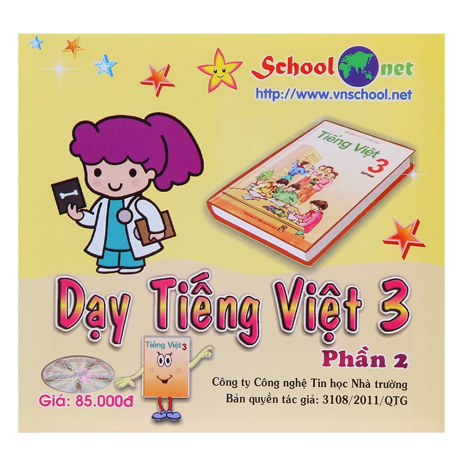Phần Mềm Dạy Tiếng Việt 3 Phần 2 DTV3P2