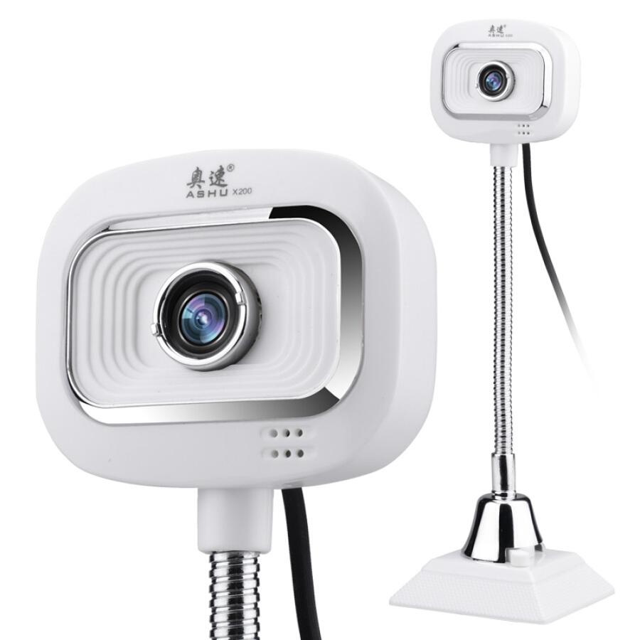 Webcam Máy Tính Jane Eyre (ASHU X200) - 5252690 , 3730518874271 , 62_3463963 , 501000 , Webcam-May-Tinh-Jane-Eyre-ASHU-X200-62_3463963 , tiki.vn , Webcam Máy Tính Jane Eyre (ASHU X200)