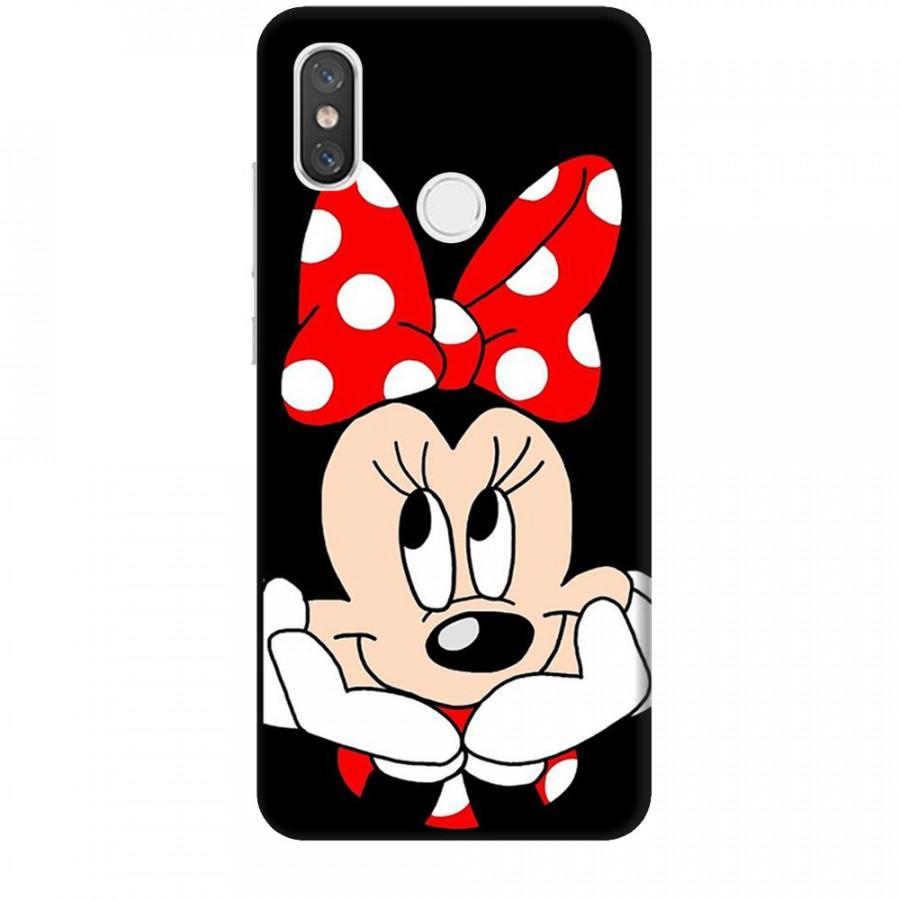 Ốp lưng dành cho điện thoại XIAOMI MI 8 Mickey Làm Duyên