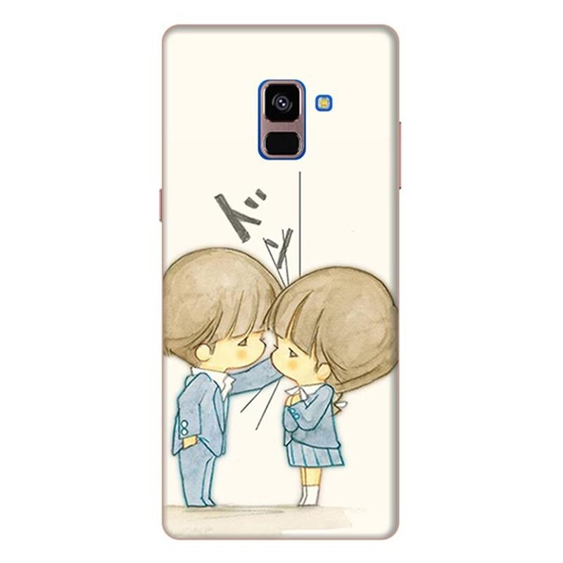 Ốp Lưng Dành Cho Samsung Galaxy A8 Plus - Mẫu 165