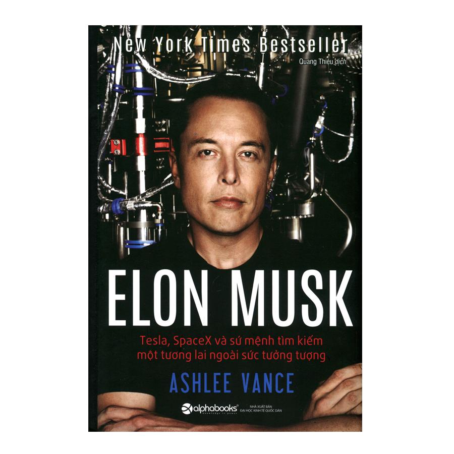 Elon Musk: Tesla, SpaceX Và Sứ Mệnh Tìm Kiếm Một Tương Lai Ngoài Sức Tưởng Tượng (Tái Bản 2018) - 903891 , 7285705807021 , 62_1681471 , 209000 , Elon-Musk-Tesla-SpaceX-Va-Su-Menh-Tim-Kiem-Mot-Tuong-Lai-Ngoai-Suc-Tuong-Tuong-Tai-Ban-2018-62_1681471 , tiki.vn , Elon Musk: Tesla, SpaceX Và Sứ Mệnh Tìm Kiếm Một Tương Lai Ngoài Sức Tưởng Tượng (Tái Bả