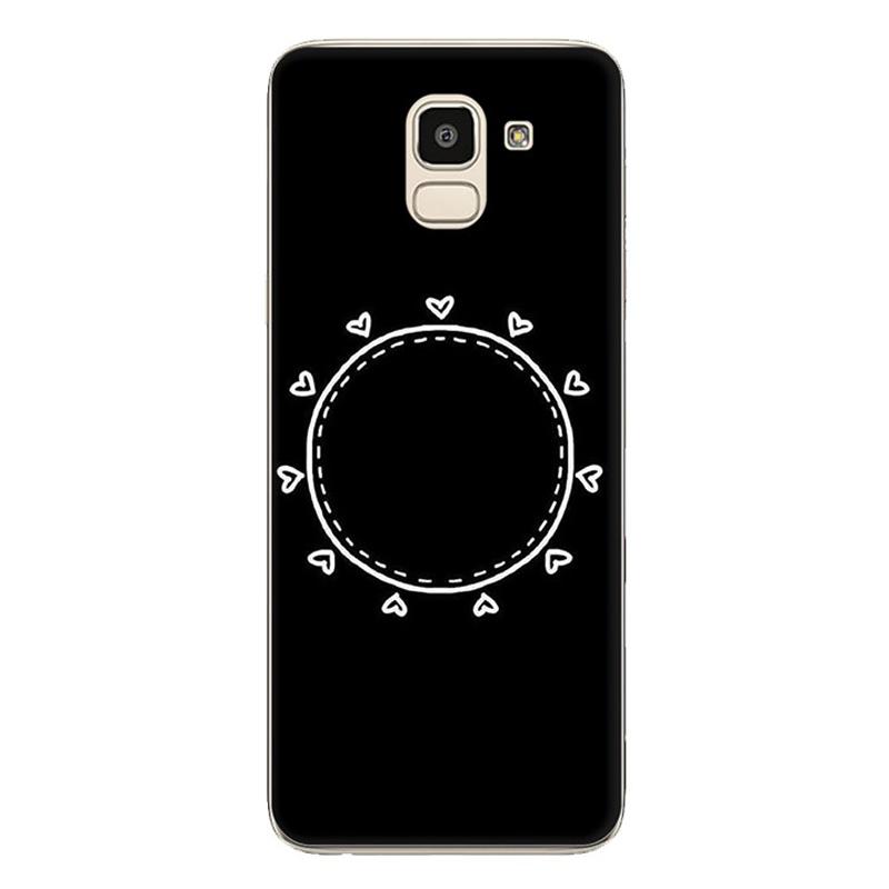 Ốp Lưng Dành Cho Samsung Galaxy J6 - Mẫu 145