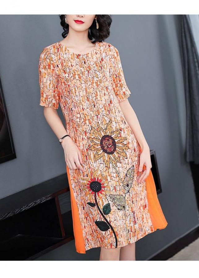 1333476540046 - Váy đầm trung niên cao cấp, duyên dáng, sang trọng