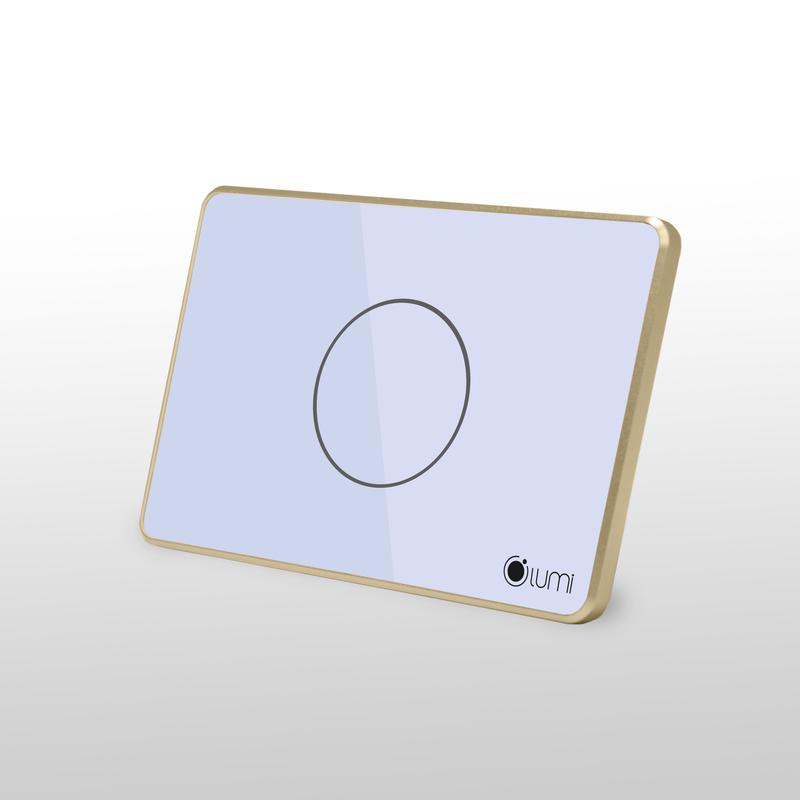 Công tắc thông minh  Lumi 1 nút chữ nhật viền nhôm - LM-S1 CN - 1100345 , 5591341811523 , 62_3928721 , 1650000 , Cong-tac-thong-minh-Lumi-1-nut-chu-nhat-vien-nhom-LM-S1-CN-62_3928721 , tiki.vn , Công tắc thông minh  Lumi 1 nút chữ nhật viền nhôm - LM-S1 CN