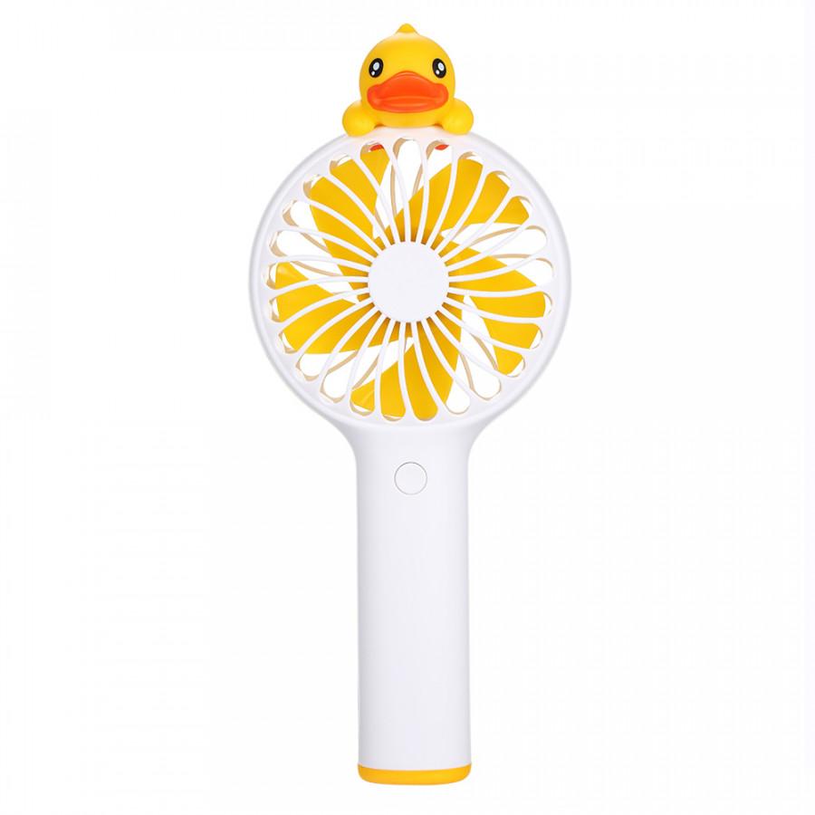 Portable Mini Cute B.Duck F1 2-in-1 Chargable Fan 3-Level Adjustable USB 5000mAh Power Bank - 1904723 , 1859606809581 , 62_14583744 , 596000 , Portable-Mini-Cute-B.Duck-F1-2-in-1-Chargable-Fan-3-Level-Adjustable-USB-5000mAh-Power-Bank-62_14583744 , tiki.vn , Portable Mini Cute B.Duck F1 2-in-1 Chargable Fan 3-Level Adjustable USB 5000mAh Powe