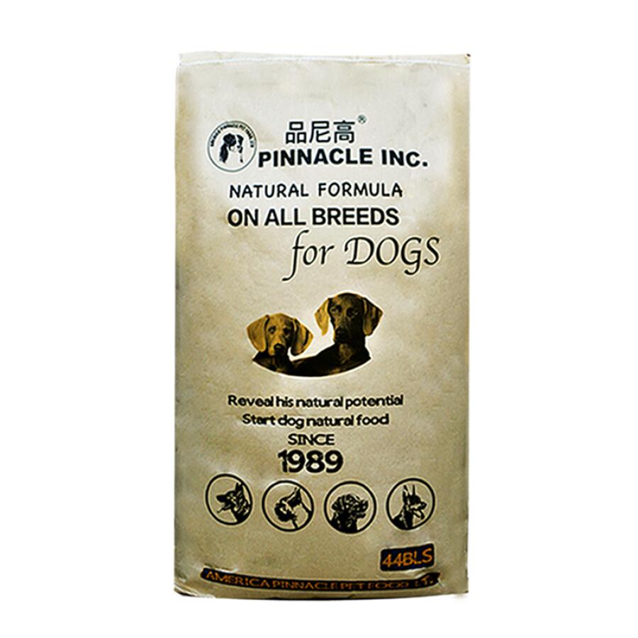 Pinnacle dog food adult dog natural food 20kg40 kg Golden Retriever Rottweiler Dubin full dog breed general dog staple food