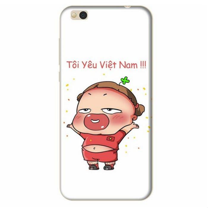 Ốp Lưng Dành Cho Xiaomi Mi 5C Quynh Aka 1