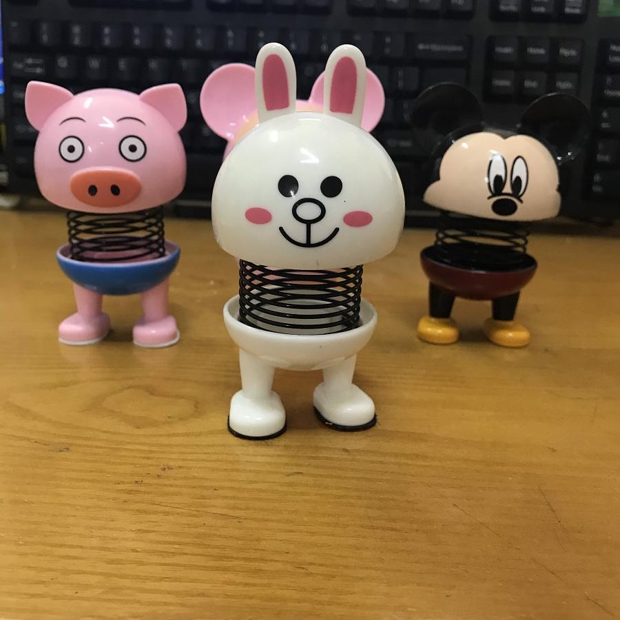 Thú nhún lò xo Emoji hoạt hình hình Lợn In, Thỏ Con, Chuột Mickey, Chuột nhắt  siêu đáng yêu - 9906898 , 3247127581723 , 62_19752153 , 39000 , Thu-nhun-lo-xo-Emoji-hoat-hinh-hinh-Lon-In-Tho-Con-Chuot-Mickey-Chuot-nhat-sieu-dang-yeu-62_19752153 , tiki.vn , Thú nhún lò xo Emoji hoạt hình hình Lợn In, Thỏ Con, Chuột Mickey, Chuột nhắt  siêu đáng