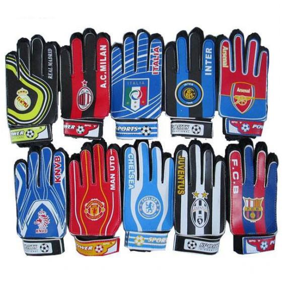 Găng tay thủ môn dành cho trẻ em các câu lạc bộ  YESURE (Giao màu ngẫu nhiên)