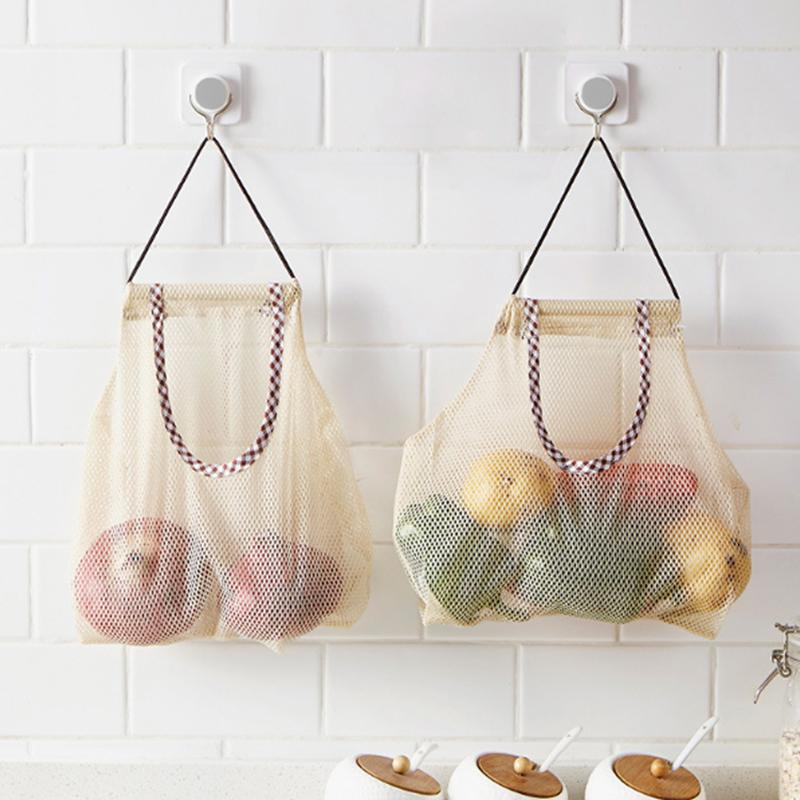 Túi Lưới Đựng Rau Củ Trái Cây Storage