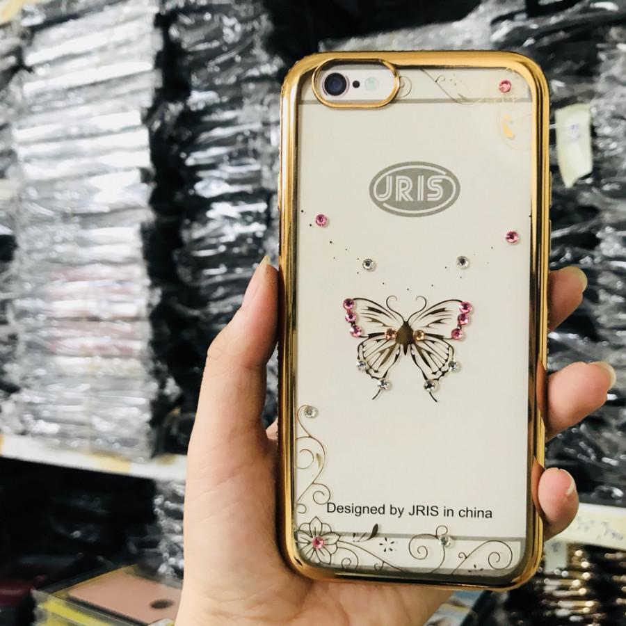 Ốp lưng cho Iphone 7 viền vàng đính đá in hình bướm - 4846152 , 1305833503025 , 62_16045386 , 135000 , Op-lung-cho-Iphone-7-vien-vang-dinh-da-in-hinh-buom-62_16045386 , tiki.vn , Ốp lưng cho Iphone 7 viền vàng đính đá in hình bướm