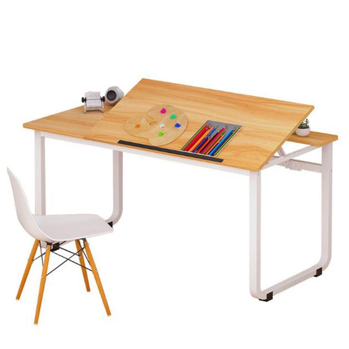 Bàn thiết kế, bàn vẽ mặt nghiêng 120x50x72 RE0223
