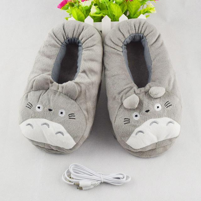 Dép sưởi USB hình Totoro (Xám) - 6086676 , 5753369397209 , 62_8659463 , 250000 , Dep-suoi-USB-hinh-Totoro-Xam-62_8659463 , tiki.vn , Dép sưởi USB hình Totoro (Xám)