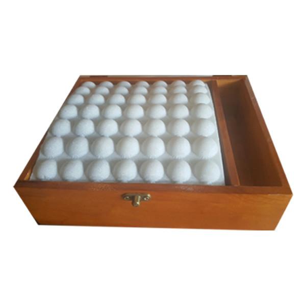 Hộp đá cẩm thạch massage hạt nổi