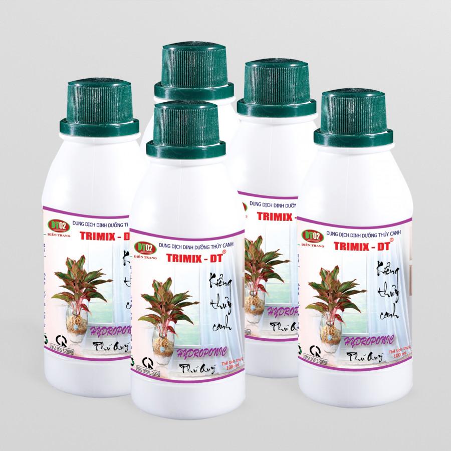 Combo 5 chai Dung dịch thủy canh kiểng TRIMIX-DT 100ml - 1406740 , 1579205809866 , 62_7143109 , 137500 , Combo-5-chai-Dung-dich-thuy-canh-kieng-TRIMIX-DT-100ml-62_7143109 , tiki.vn , Combo 5 chai Dung dịch thủy canh kiểng TRIMIX-DT 100ml