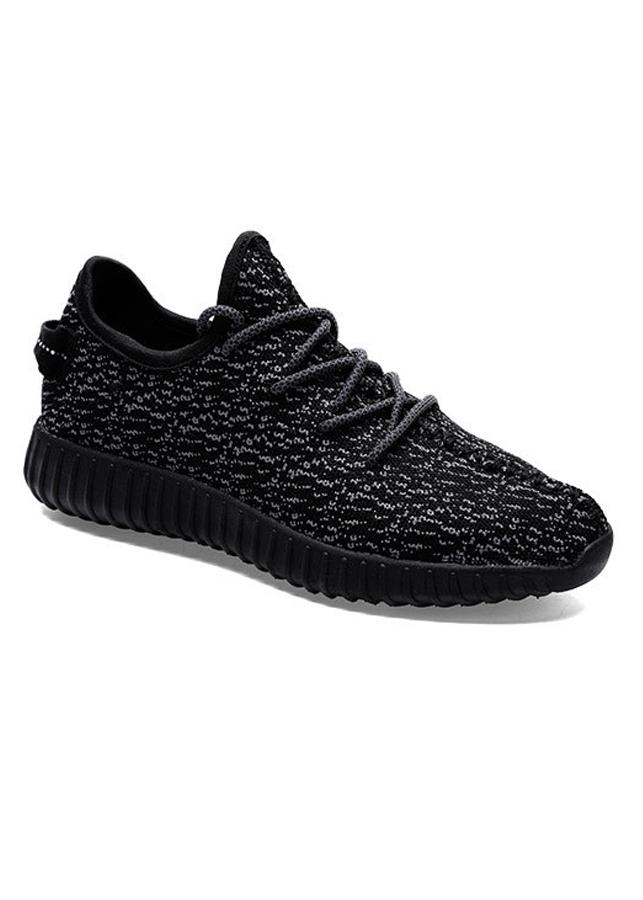 Giày Sneaker Thời Trang Nữ Erosska GN011 ( Màu Đen)