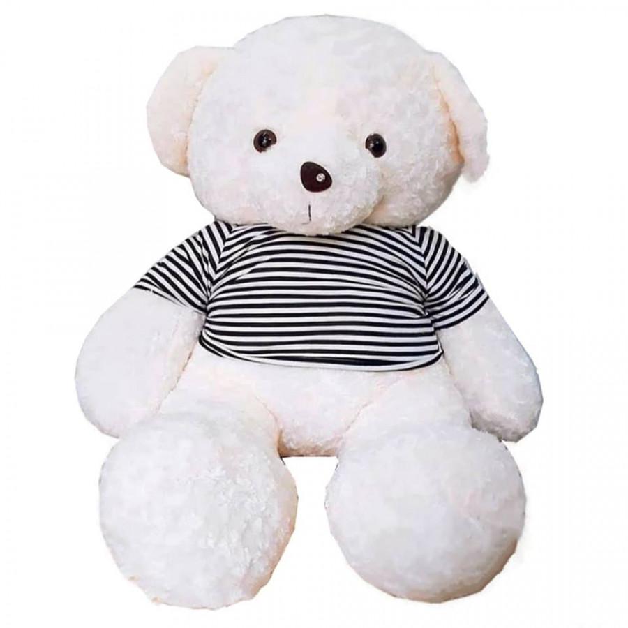 Gấu bông teddy trắng 1m2 - 9522451 , 5395807237939 , 62_8151840 , 800000 , Gau-bong-teddy-trang-1m2-62_8151840 , tiki.vn , Gấu bông teddy trắng 1m2